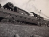 Troop Train Accident